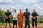 Бодхисаттва посетил ритуальные храмовые пещеры