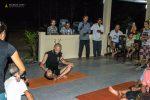 Бодхисаттва Скубаев Владимир Владимирович продемонстрировал практическую лаосскую Юддха-Йогу в Таиланде