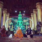Встреча с  Настоятелем храма «Жинь Со» Духовник Восточного Таиланда )
